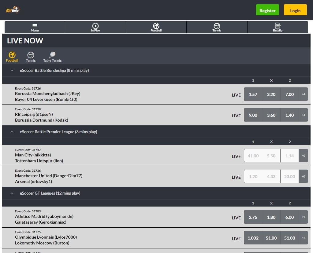 Betyetu sms betting lazio vs chievo betting expert foot