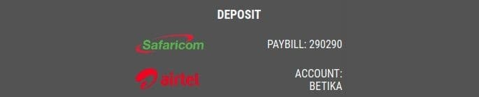 Deposit some cash into your account