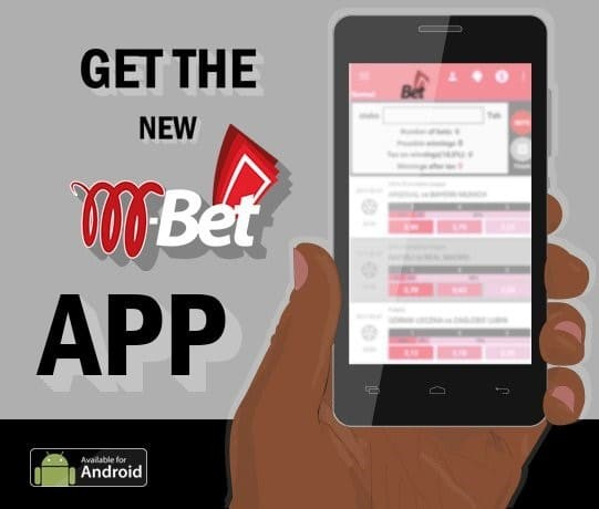 How to bet in Mbet